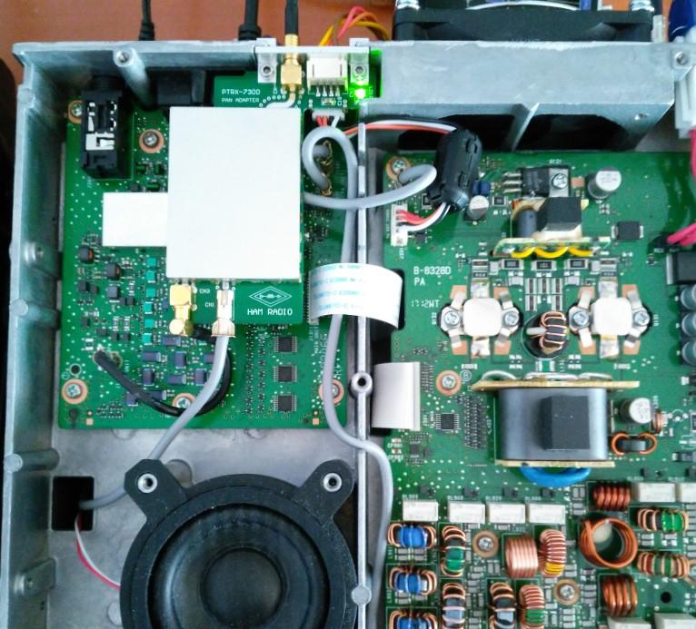 PTRX-7300 – Radio Analog