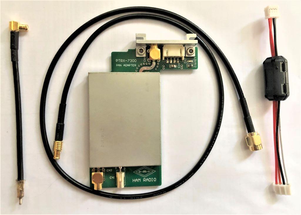 Icom 7300 Panadapter - PTRX-7300 SDR Copyright © 2019 Radio Analog